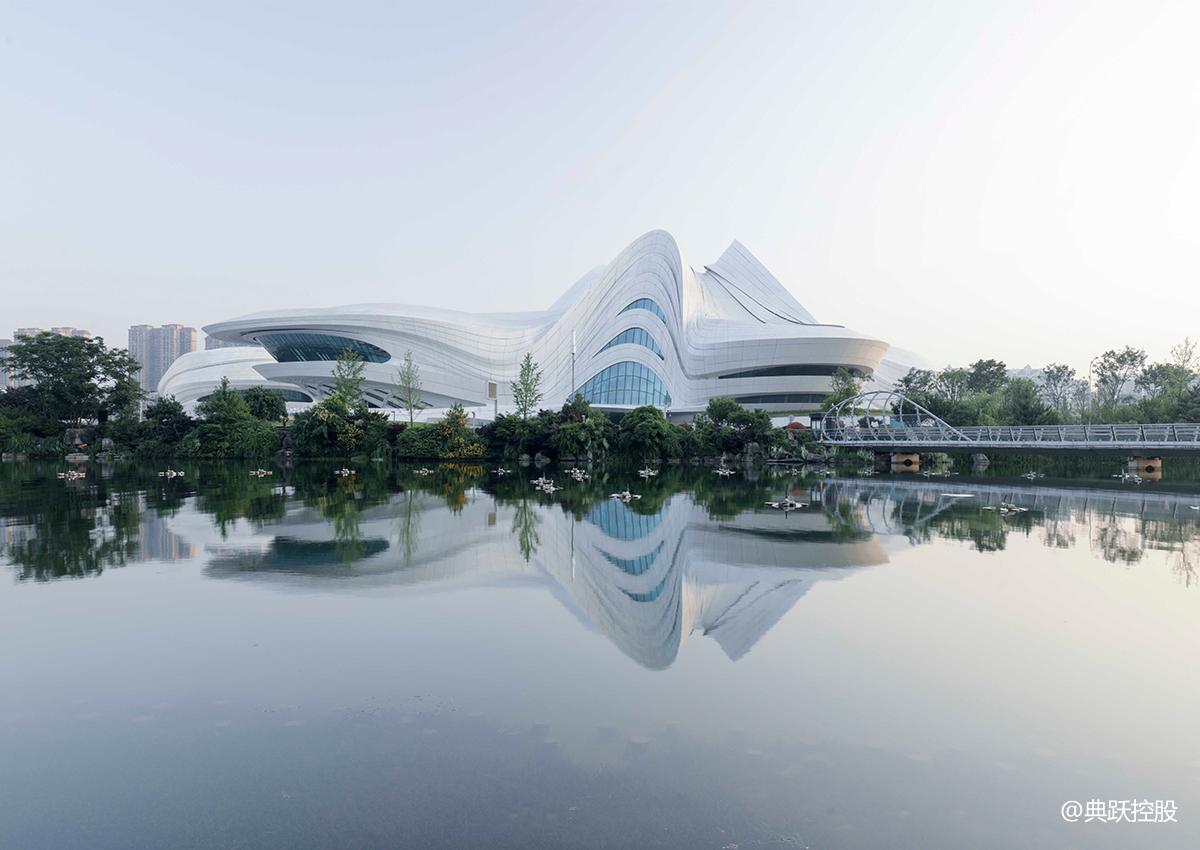 长沙梅溪湖艺术中心
